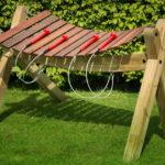 Perfect voor binnentuinen of muziektherapie
