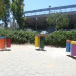 Conga's buitendrums - geschikt voor plaatsing in tegelverharding of schoolplein