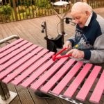 Marimba, ook voor de ouderenzorg