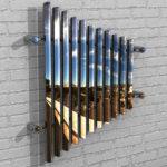 Mirror Chimes - Spiegel jezelf aan een prachtig klankenspel