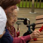 Buitenmuziekinstrumenten voor de ouderenzorg