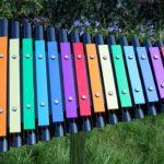 Outdoor xylofoon Cavatina