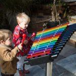 Kleurrijke toetsen voor de jonge muzikant