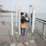 Ook voor op de pier